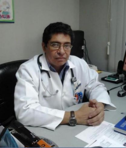 Dr. Freddy Morales Aláva