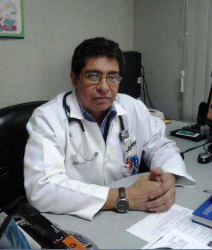 Dr. Freddy Morales Alava